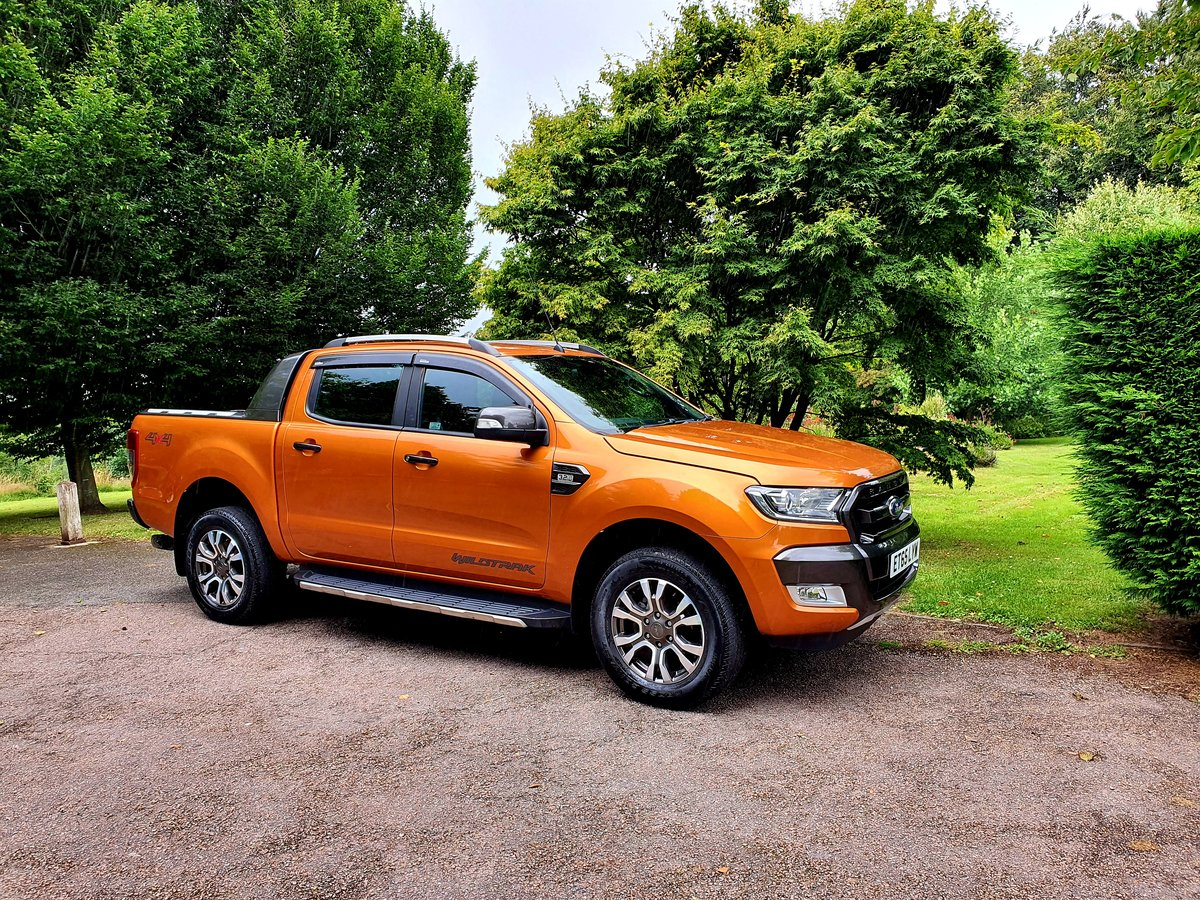 2016 No-vat! Ford ranger wildtrak! 50k-miles-auto! For Sale (picture 1 of 6)