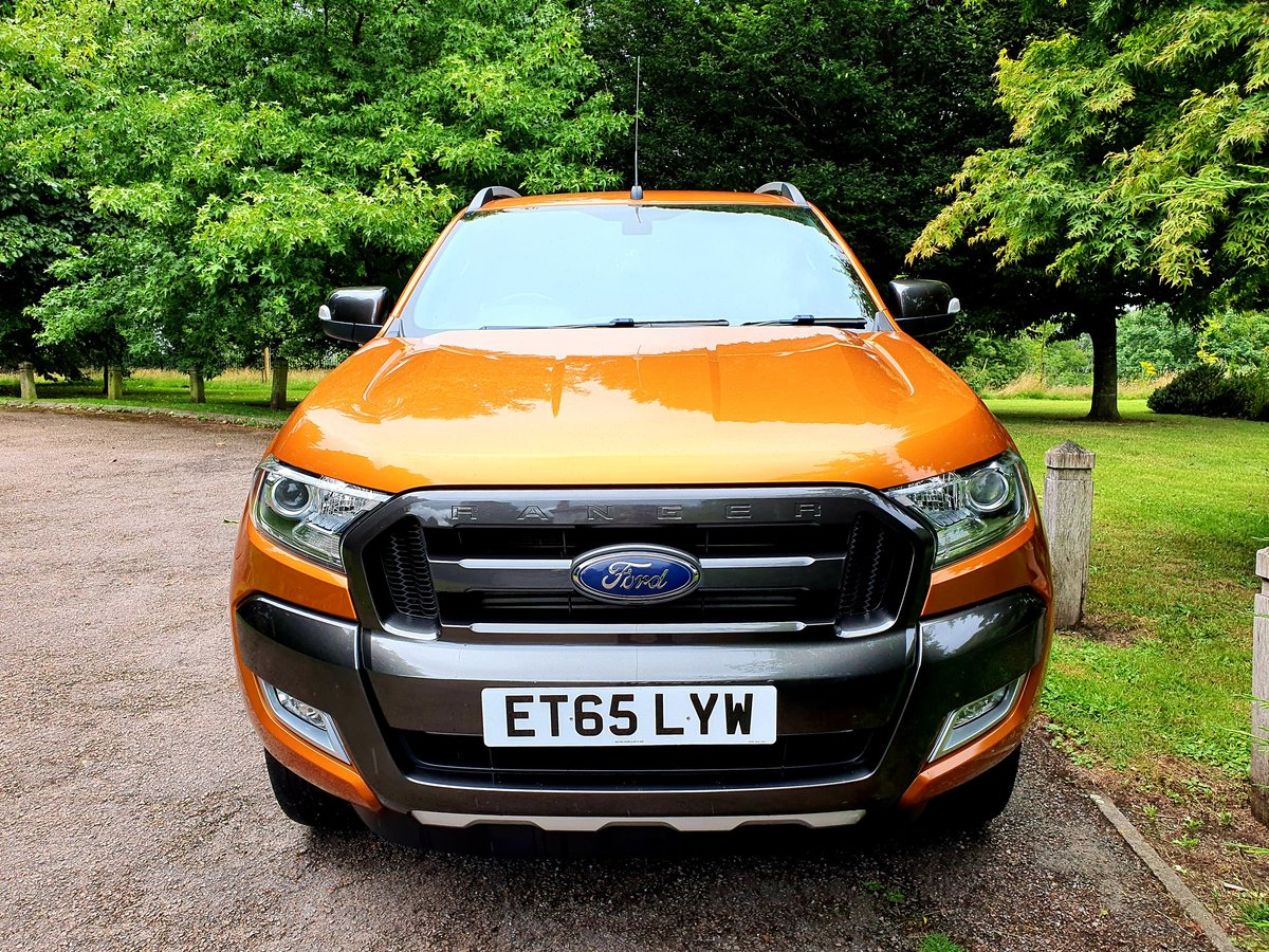 2016 No-vat! Ford ranger wildtrak! 50k-miles-auto! For Sale (picture 2 of 6)