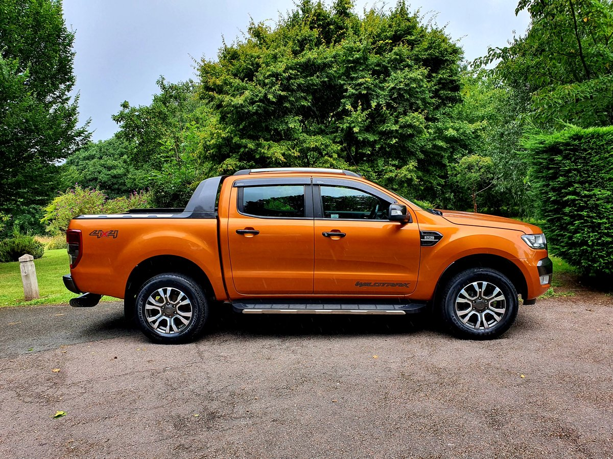 2016 No-vat! Ford ranger wildtrak! 50k-miles-auto! For Sale (picture 3 of 6)