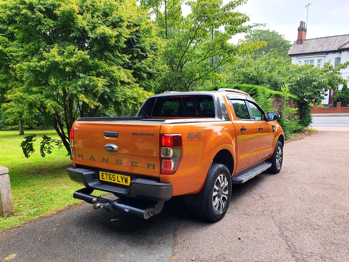 2016 No-vat! Ford ranger wildtrak! 50k-miles-auto! For Sale (picture 4 of 6)