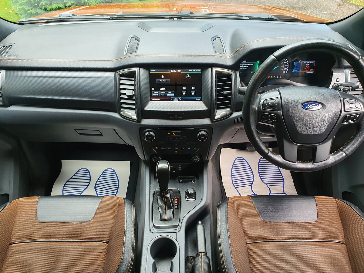2016 No-vat! Ford ranger wildtrak! 50k-miles-auto! For Sale (picture 5 of 6)