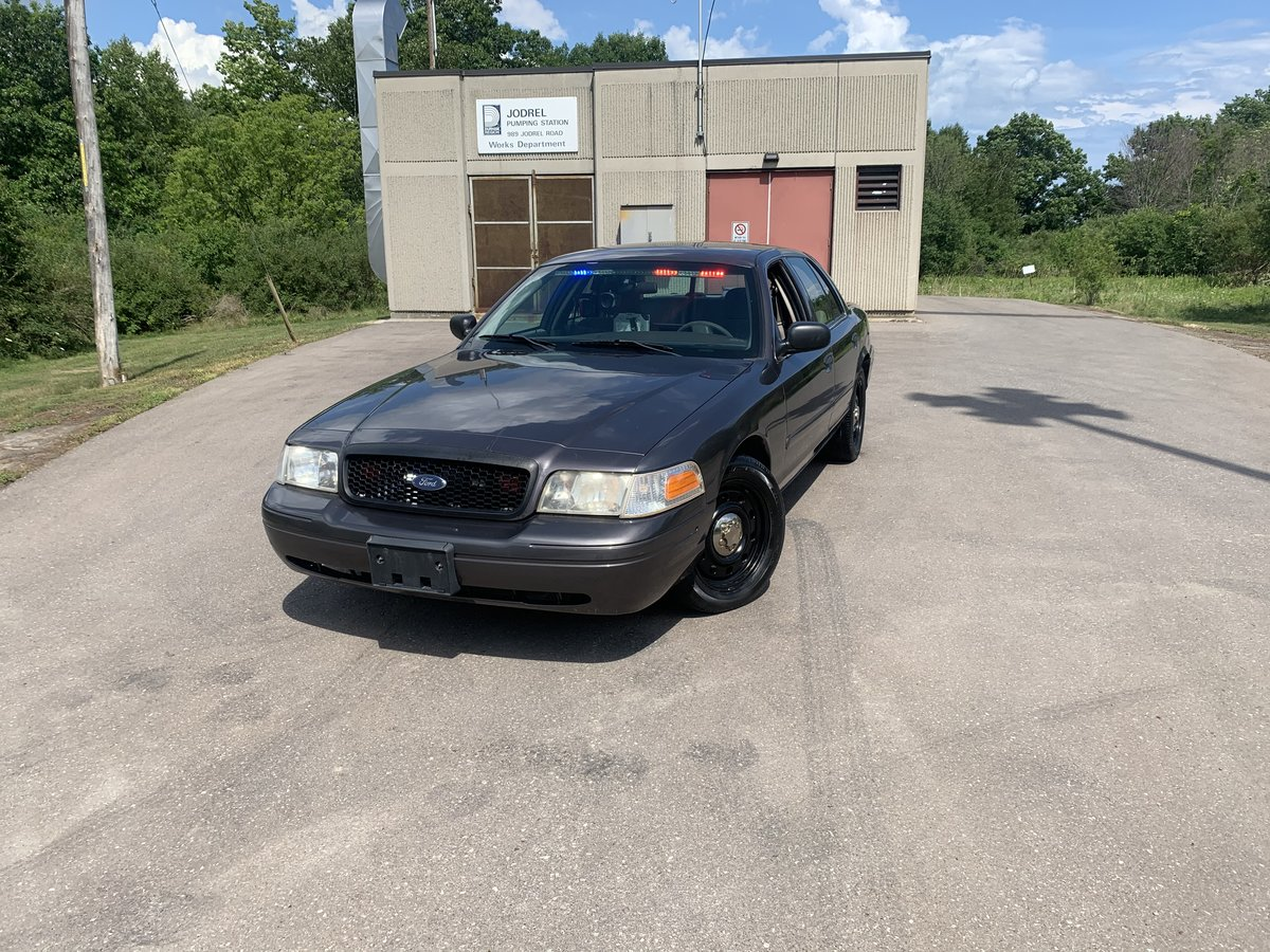 2007 American Police car For Sale (picture 1 of 5)