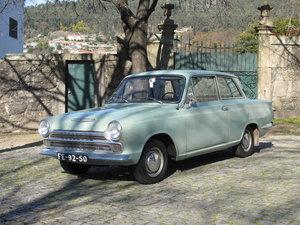 1965 Ford Cortina Mk1 - 2 doors