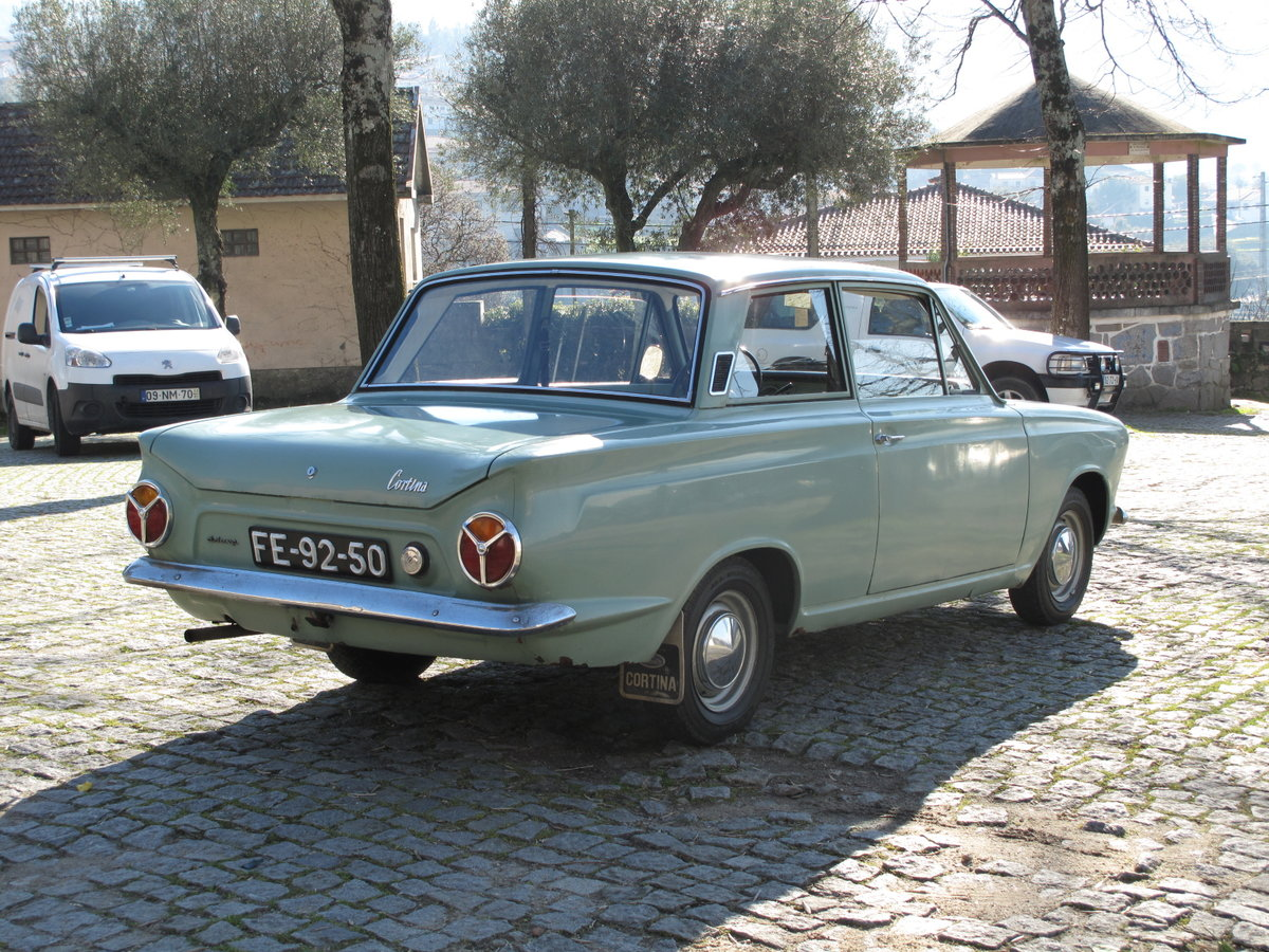 1965 Ford Cortina Mk1 - 2 doors For Sale (picture 2 of 6)