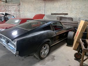 1967 Ford Mustang Fastback project, Four speed V8 For Sale