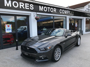 Picture of Ford Mustang GT V8 Auto, Convertible, Custom Pack - 2016  SOLD