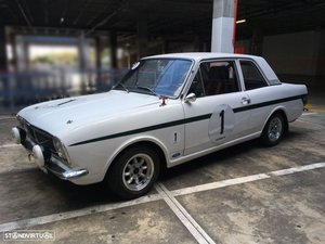 1969 Ford Cortina Lotus (Replica)