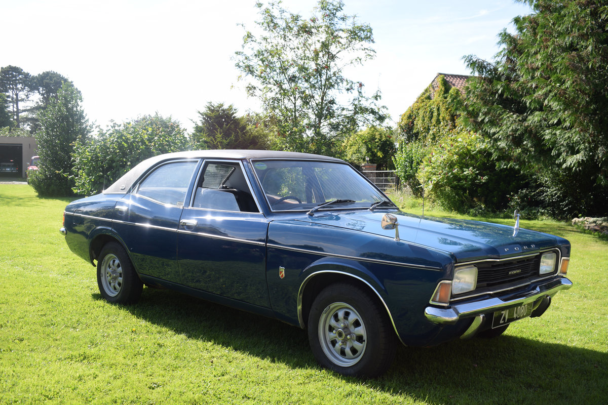 1974 FORD CORTINA 2000E - MEGA RARE NOW, LOVELY EXAMPLE! For Sale (picture 1 of 6)