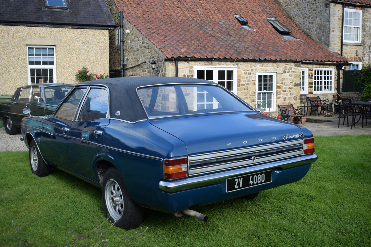 1974 FORD CORTINA 2000E - MEGA RARE NOW, LOVELY EXAMPLE! For Sale (picture 4 of 6)