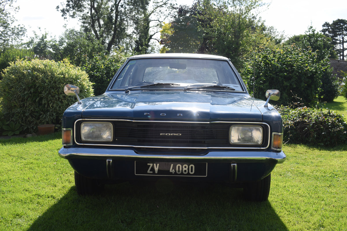 1974 FORD CORTINA 2000E - MEGA RARE NOW, LOVELY EXAMPLE! For Sale (picture 5 of 6)