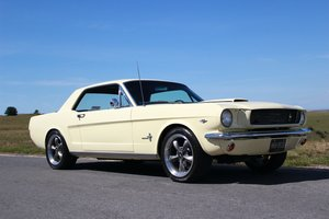 66 Ford Mustang Coupe 289 Stroked V8