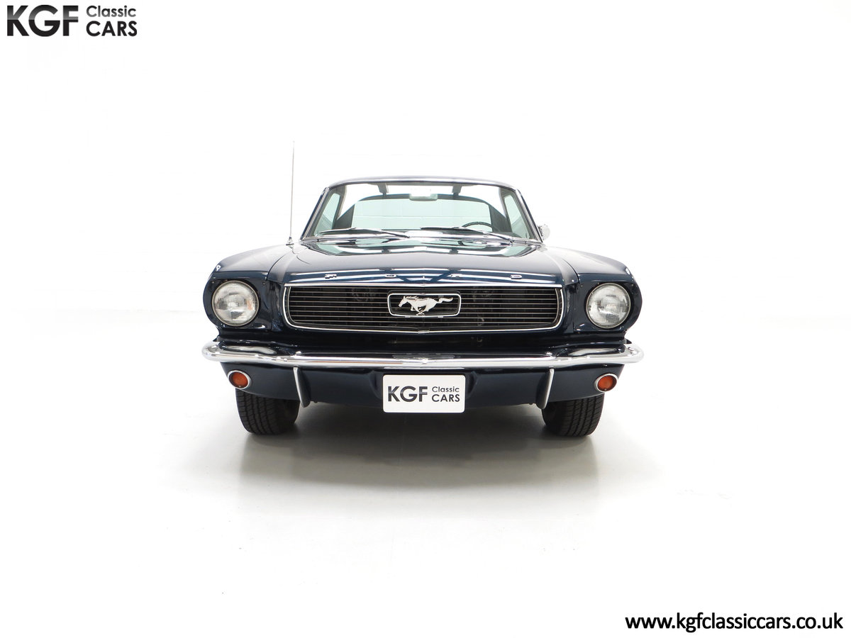 An American Icon 1966 Ford Mustang 289CID V8 Coupe SOLD (picture 3 of 24)