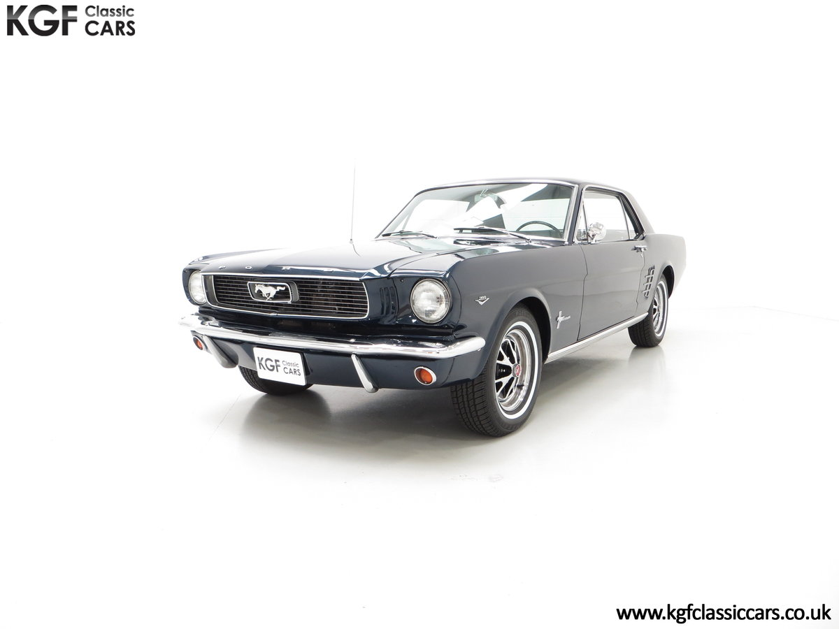 An American Icon 1966 Ford Mustang 289CID V8 Coupe SOLD (picture 6 of 24)