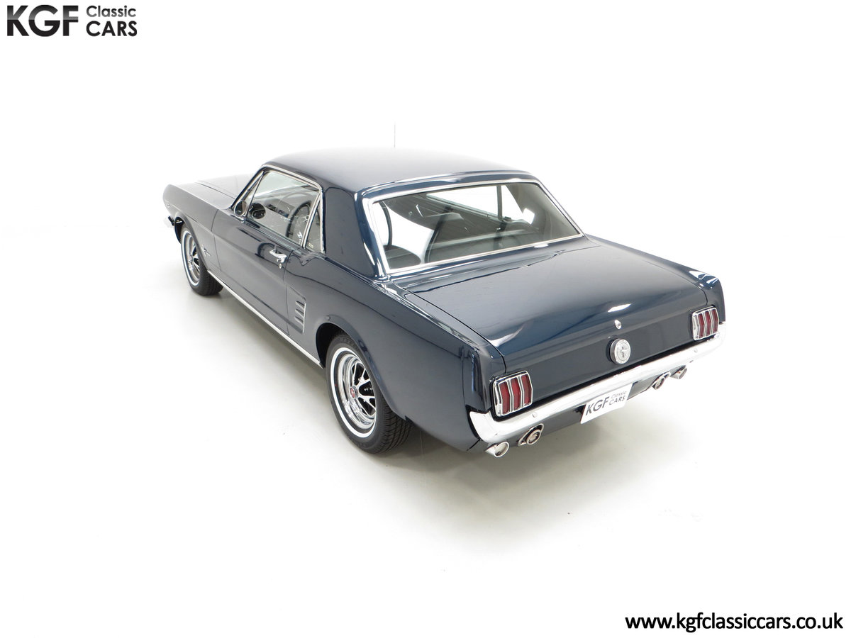 An American Icon 1966 Ford Mustang 289CID V8 Coupe SOLD (picture 9 of 24)