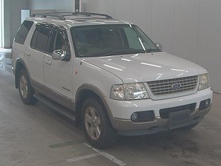 2005 FORD EXPLORER 4.6 EDDIE BAUER AUTOMATIC * 7 SEATER 4X4 For Sale (picture 1 of 3)