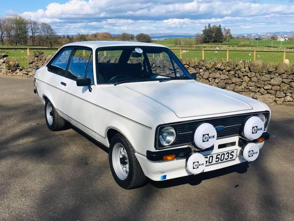 1978 Ford Escort rs mexico  For Sale (picture 1 of 6)