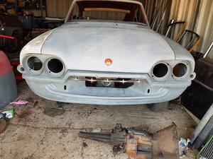 1962 Ford consul capri solid project