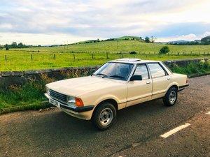 1982 Ford cortina 1.6 mk5 66k