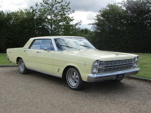 1966 Ford Galaxie 500 352 at ACA 22nd August