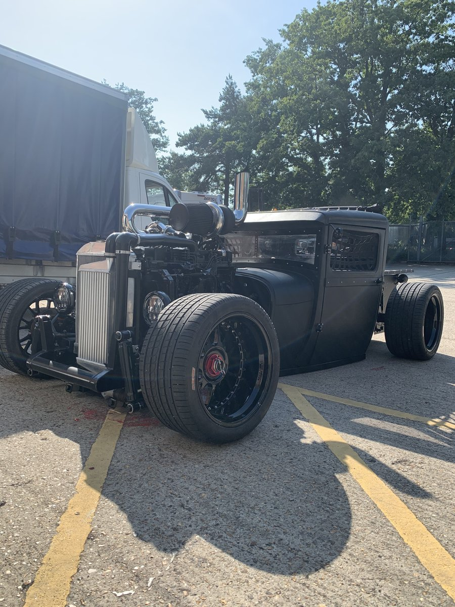 1954 Ford Model A Hot Rod For Sale (picture 1 of 6)