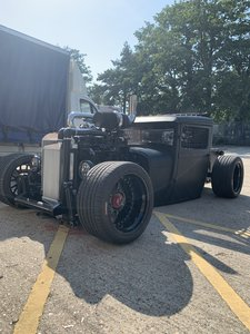 1954 Ford Model A Hot Rod