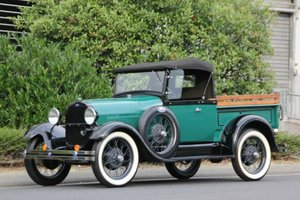 1928 Ford Model A Pick Up SOLD