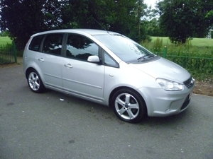 Ford C-Max, low mileage, hpi clear & nice spec