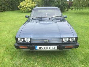 1985 Ford Capri 2.0 Laser -Taxed and Tested. SOLD