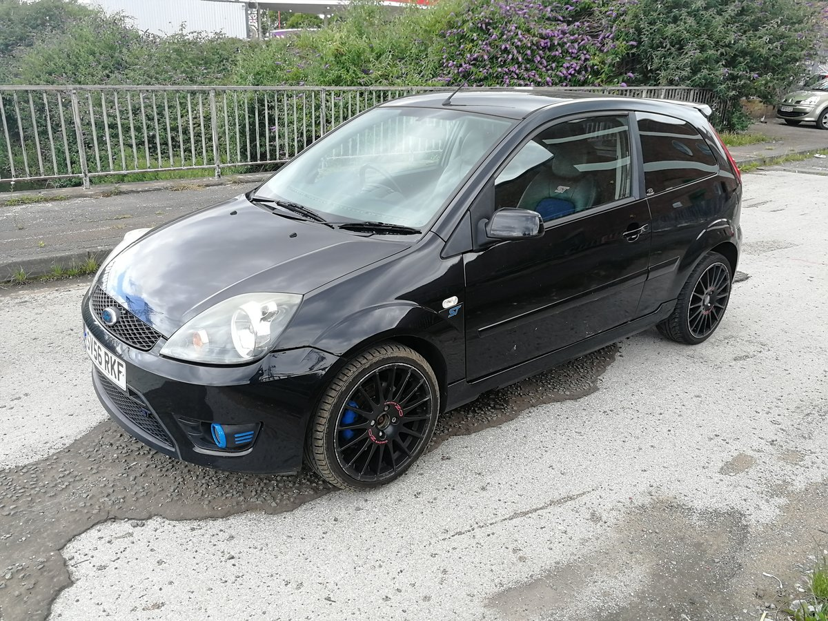 2007 Ford Fiesta St 2l, no mot, ideal for track days SOLD (picture 1 of 6)