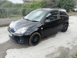 Ford Fiesta St 2l, no mot, tinted windows, air con