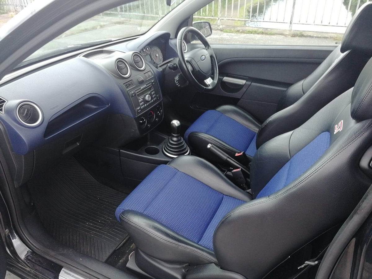 2007 Ford Fiesta St 2l, no mot, ideal for track days SOLD (picture 5 of 6)