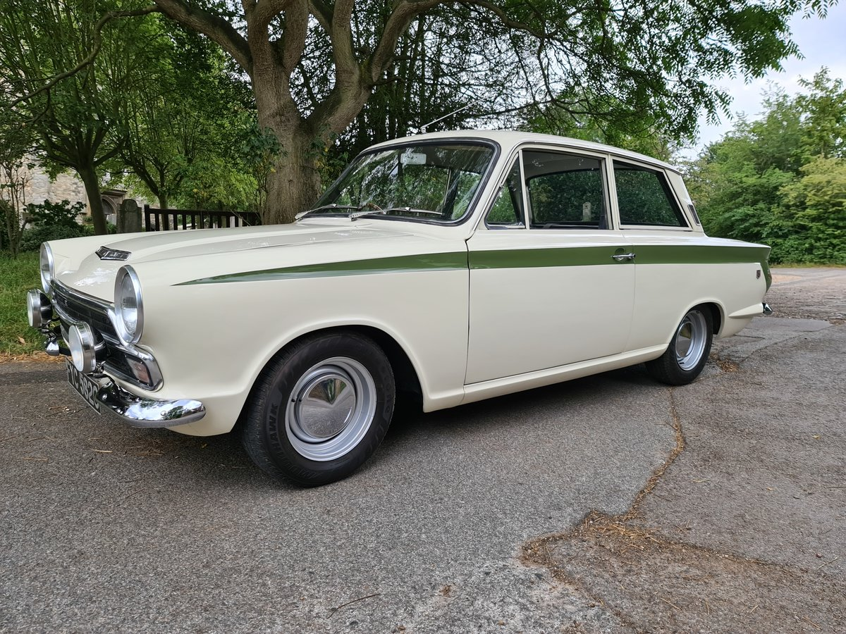 1965 Ford Cortina 1500 GT For Sale (picture 2 of 6)