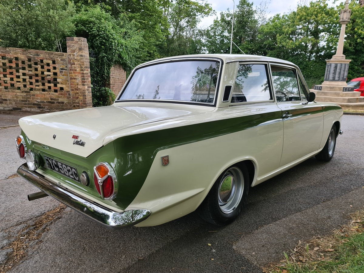 1965 Ford Cortina 1500 GT For Sale (picture 3 of 6)