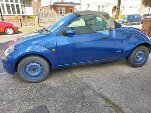 Ford Street ka, ready for the summer