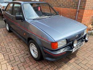 1988 Ford Fiesta XR2 at ACA 22nd August