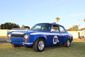 Ford Escort RS1600 Historic Touring Car Replica