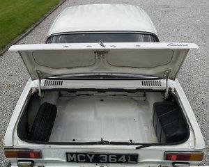 1973 MK1 Ford Escort 1100 L 4 door LHD