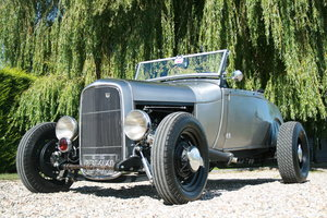 Ford Model A Roadster V8 Traditional All Steel Hot Rod