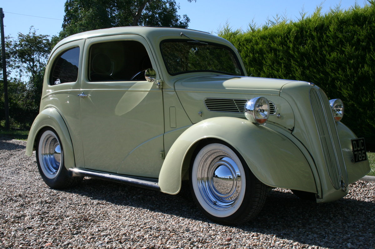 1956 Ford Pop V8 Hot Rod ,Custom .Show Condition Throughout For Sale (picture 1 of 6)
