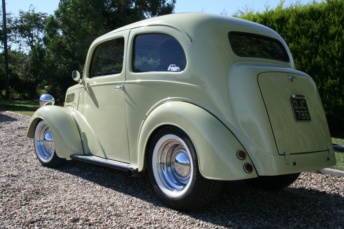 1956 Ford Pop V8 Hot Rod ,Custom .Show Condition Throughout For Sale (picture 2 of 6)