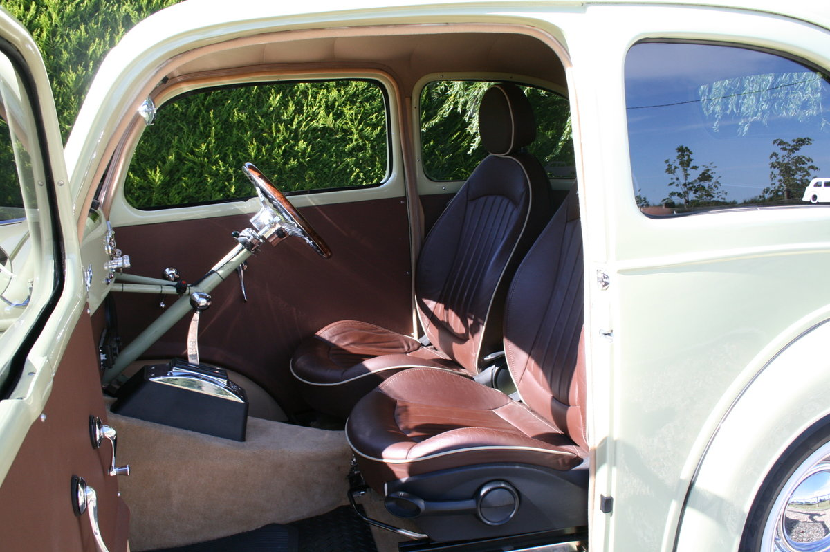 1956 Ford Pop V8 Hot Rod ,Custom .Show Condition Throughout For Sale (picture 3 of 6)