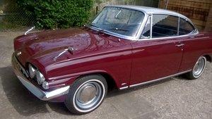 1963 Genuine Ford Consul Capri GT