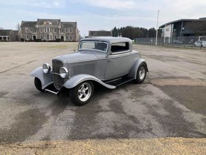1932 Ford Three Window Deuce Coupe