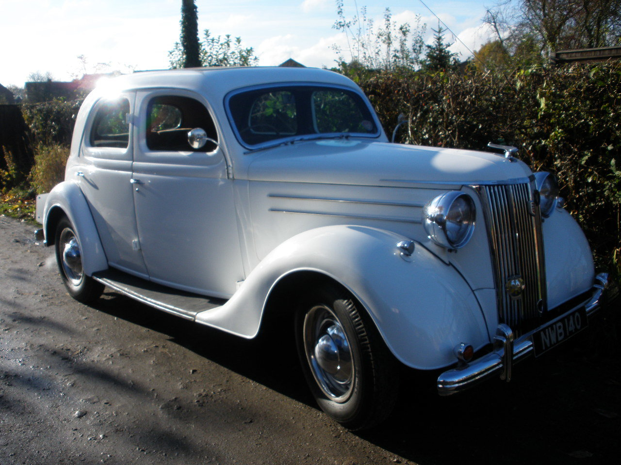 1951 Ford V8 Pilot For Sale (picture 1 of 6)