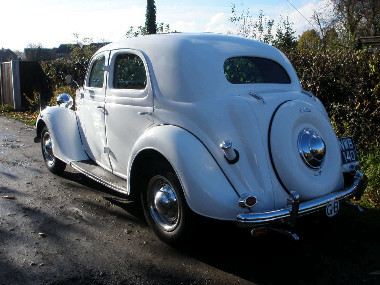 1951 Ford V8 Pilot For Sale (picture 2 of 6)