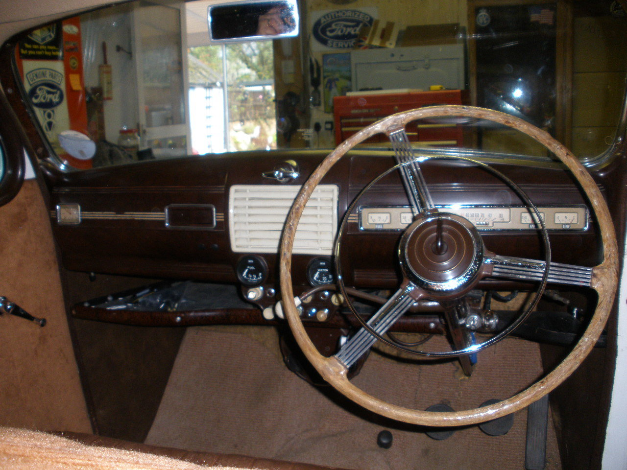 1951 Ford V8 Pilot For Sale (picture 3 of 6)