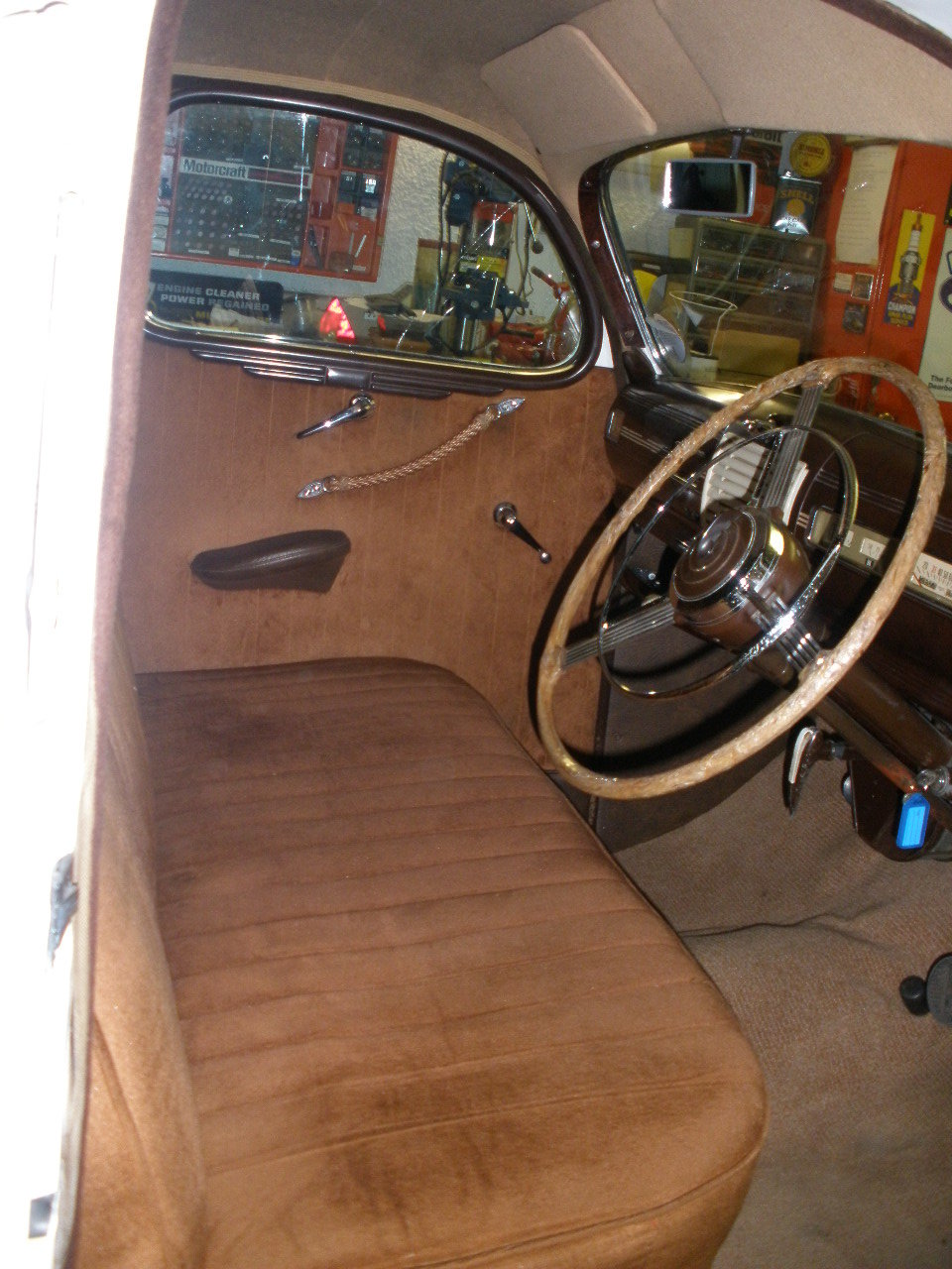 1951 Ford V8 Pilot For Sale (picture 4 of 6)