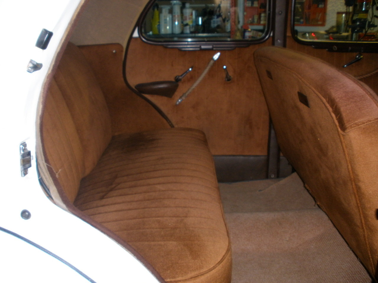 1951 Ford V8 Pilot For Sale (picture 5 of 6)
