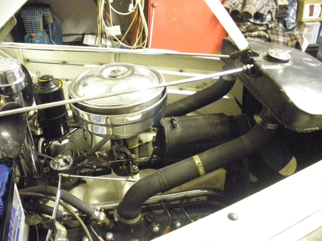 1951 Ford V8 Pilot For Sale (picture 6 of 6)