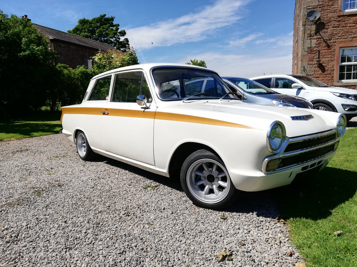 1966 Cortina mk1 1500 ( GT spec ) Deposit Received  SOLD (picture 1 of 6)